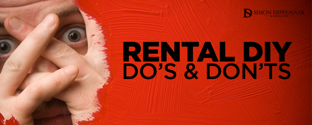 Rental DIY header WP