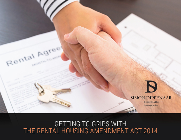 Rental Housing Amendment Act by Eviction Lawyer
